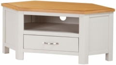 Ellington Painted Corner TV Unit