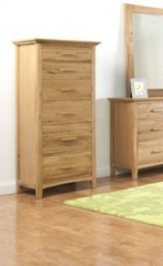 Claire 6 Drawer Tall Chest