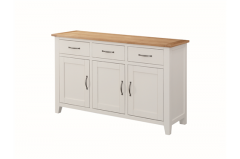 Ellington Painted 3 Door Sideboard