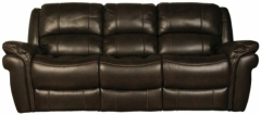 Farnham Brown 3 Seater Sofa