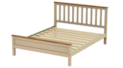 Annagh Ivory Bed Frame