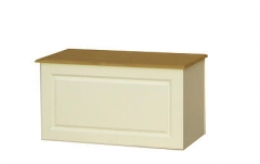 Annagh Ivory Blanket Box