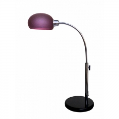 Aruba Purple Table Lamp