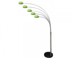 Aruba Green Floor Lamp