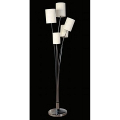 Astoria White Floor Lamp