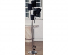 Astoria Black Floor Lamp