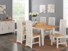 Ellington Painted Dining Set