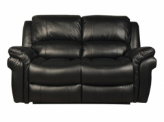 Farnham Black 2 Seater Sofa