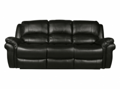 Farnham Black 3 Seater Sofa