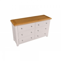 Victor 6 Drawer Chest