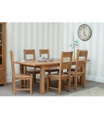 Hampshire Extending Dining Set