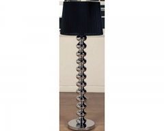 Harlem Chrome Floor Lamp