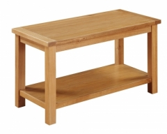 Hartford City Oak Coffee Table