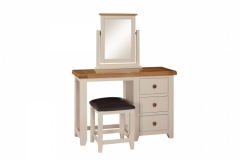 Juliet Dressing Table, Mirror & Stool
