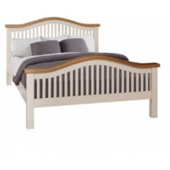 Juliet Curved Bed Frame