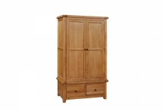 Oscar 2 Door Wardrobe with Drawers
