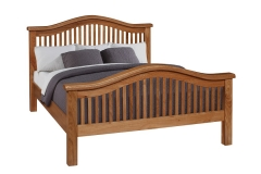 Oscar Curved Bed Frame