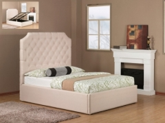 Paris Beige Bed Frame