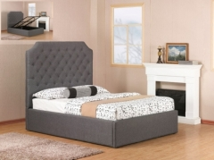 Paris Grey Bed Frame