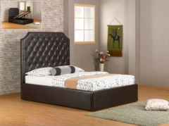 Paris Brown Bed Frame