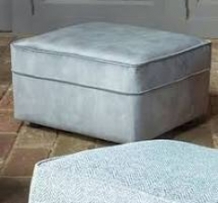 Poppy Footstool