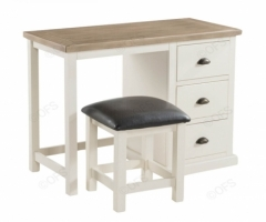Santorini Dressing Table & Stool