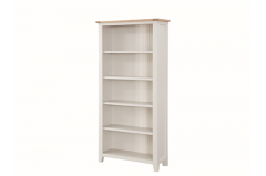 Ellington Painted Tall Bookcase