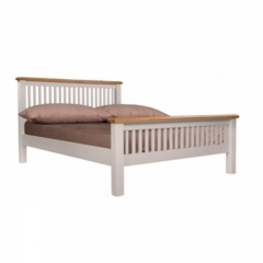 Victor Slatted Bed Frame