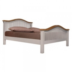 Victor Curved Bed Frame
