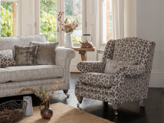 Lowry/Adelphi Wing Chair